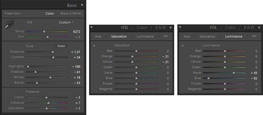 Small Firefighter Helper Lightroom Settings