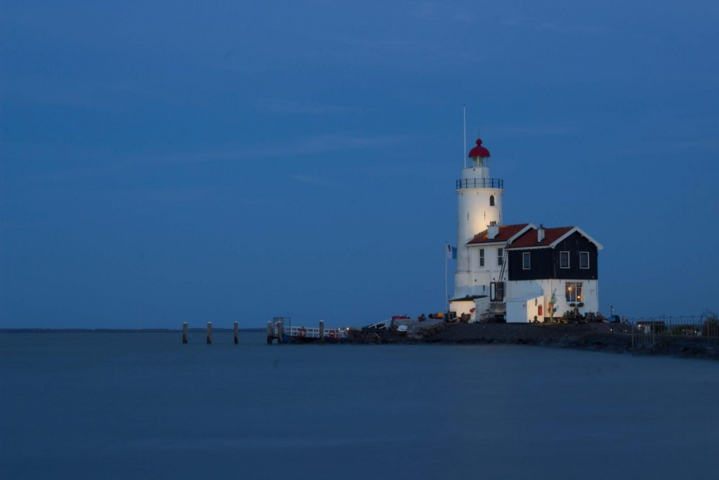 Lighthouse on Marken Island 50mm RAW