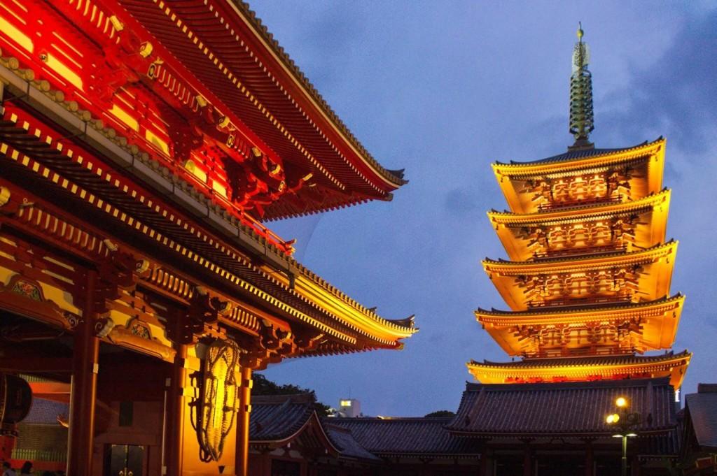 Tokyo Blue Hour