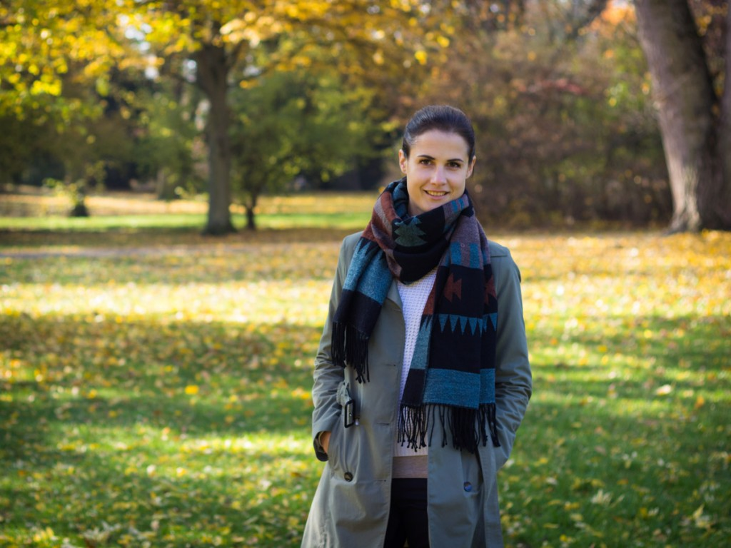 Autumn portrait in park @Vlad Stawizki F2.8 – 1/250s – ISO 100 – 50mm