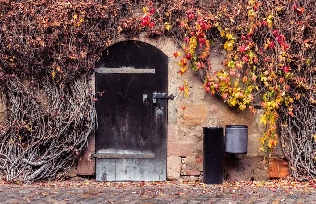 Old Door in Imperial Castle of Nuremberg @Vlad Stawizki F8 – 1/80s – ISO 100 – 50mm