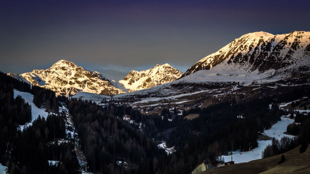 Serfaus: Sunrise in the Alps @Vlad Stawizki F8 – 1/160s – ISO 100 – 50mm